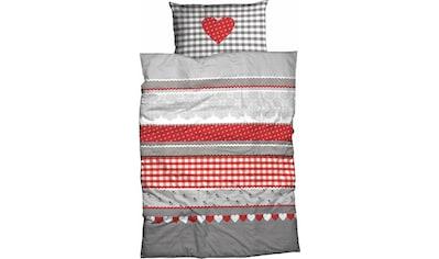 Bettwäsche »Herz - Karo«, CASATEX kaufen