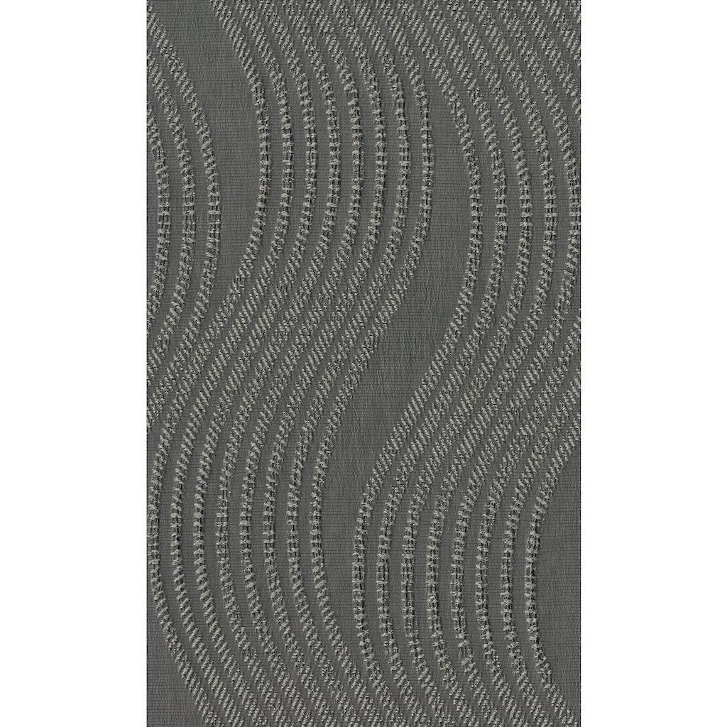 Neutex for you! Vorhang nach Maß »KENDO«, Wellenmuster