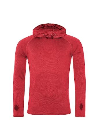 AWDIS Funktionstop »Just Cool Herren Kapuze Nacken Langarm Hemd« kaufen