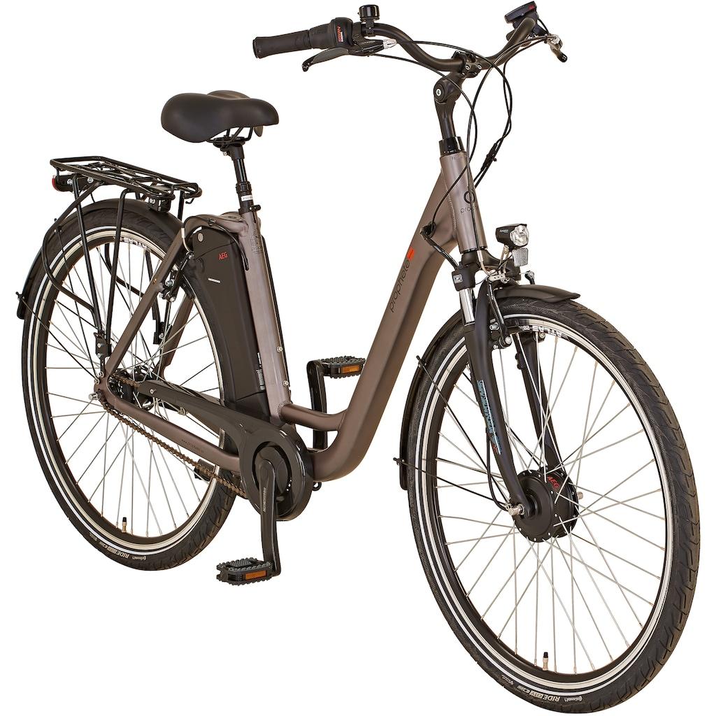 "Prophete E-Bike »GENIESSER City E-Bike 28""«"
