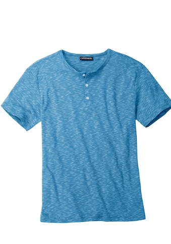 Catamaran Kurzarm - Shirt im Henley - Stil kaufen