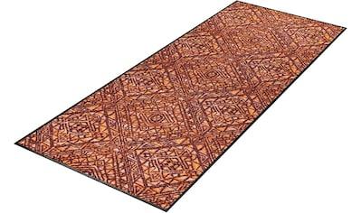 Läufer, »Harmony«, wash+dry by Kleen - Tex, rechteckig, Höhe 7 mm, gedruckt kaufen