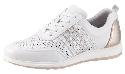 Tamaris Sneaker »Pure Relax«, mit feiner Perforation kaufen