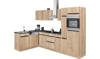OPTIFIT Winkelküche »Roth«, ohne E - Geräte, Stellbreite 300 x 175 cm kaufen