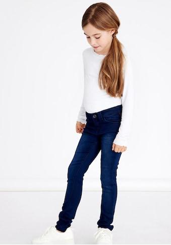 Name It Stretch-Jeans »NKFPOLLY«, in elastischer Qualität kaufen