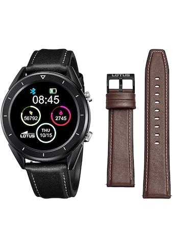 Lotus Smartwatch »Smartime, 50009/1« ( kaufen