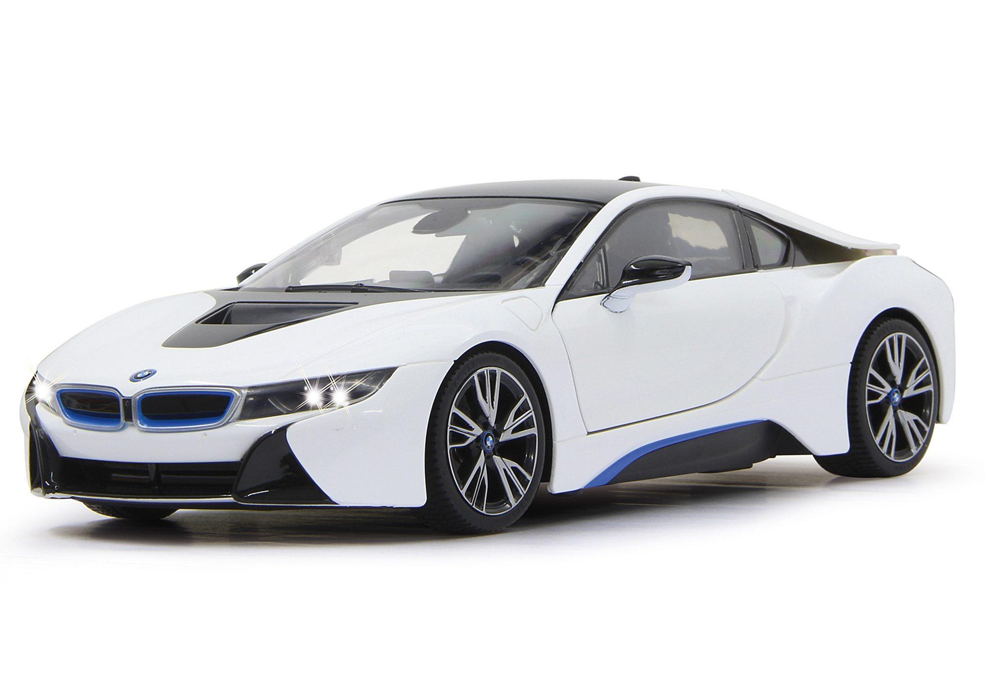 JAMARA RC-Auto, »BMW i8 1:14 wei߫