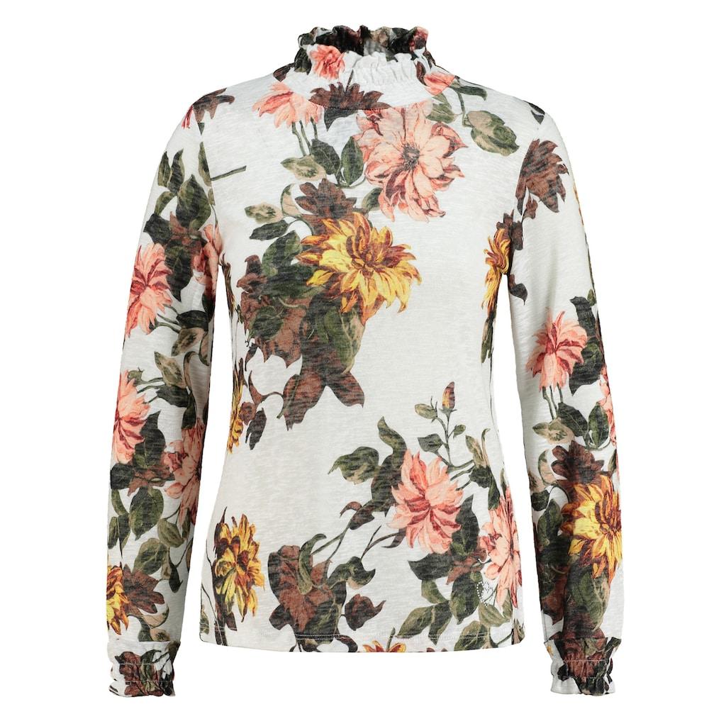 Key Largo T-Shirt »FIELD«, mit tollem Muster