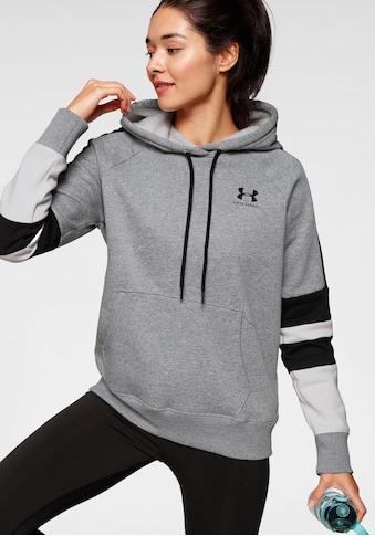 Under Armour® Kapuzensweatshirt »RIVAL FLEECE LC LOGO HOODIE NOVELTY« kaufen