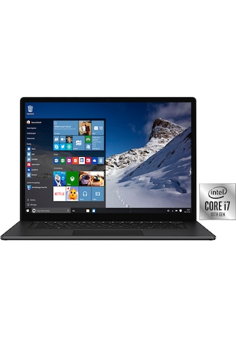 Microsoft Notebook »Surface Laptop 4«, (1000 GB SSD) kaufen