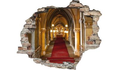 queence Wandtattoo »roter Teppich« kaufen