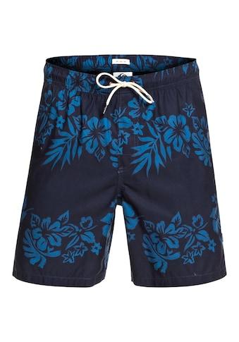 """Quiksilver Boardshorts »Waterman Floral Feelings 18""""« kaufen"""