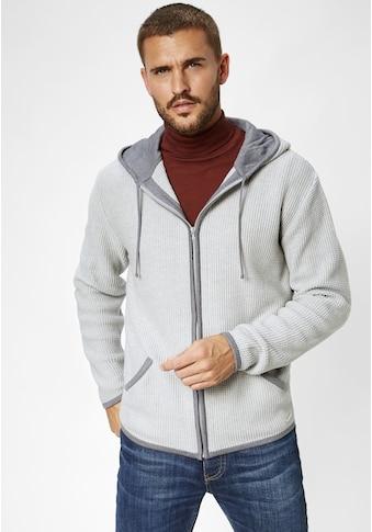 S4 Jackets modisch sportliche Strickjacke »Wagner« kaufen
