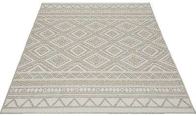 merinos Teppich »Ottowa 22567«, rechteckig, 10 mm Höhe kaufen