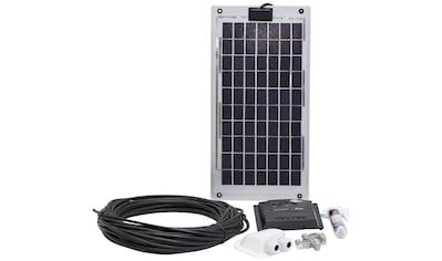 Sunset Solarmodul, für Boote, Yachten oder Caravan, 10 Watt kaufen