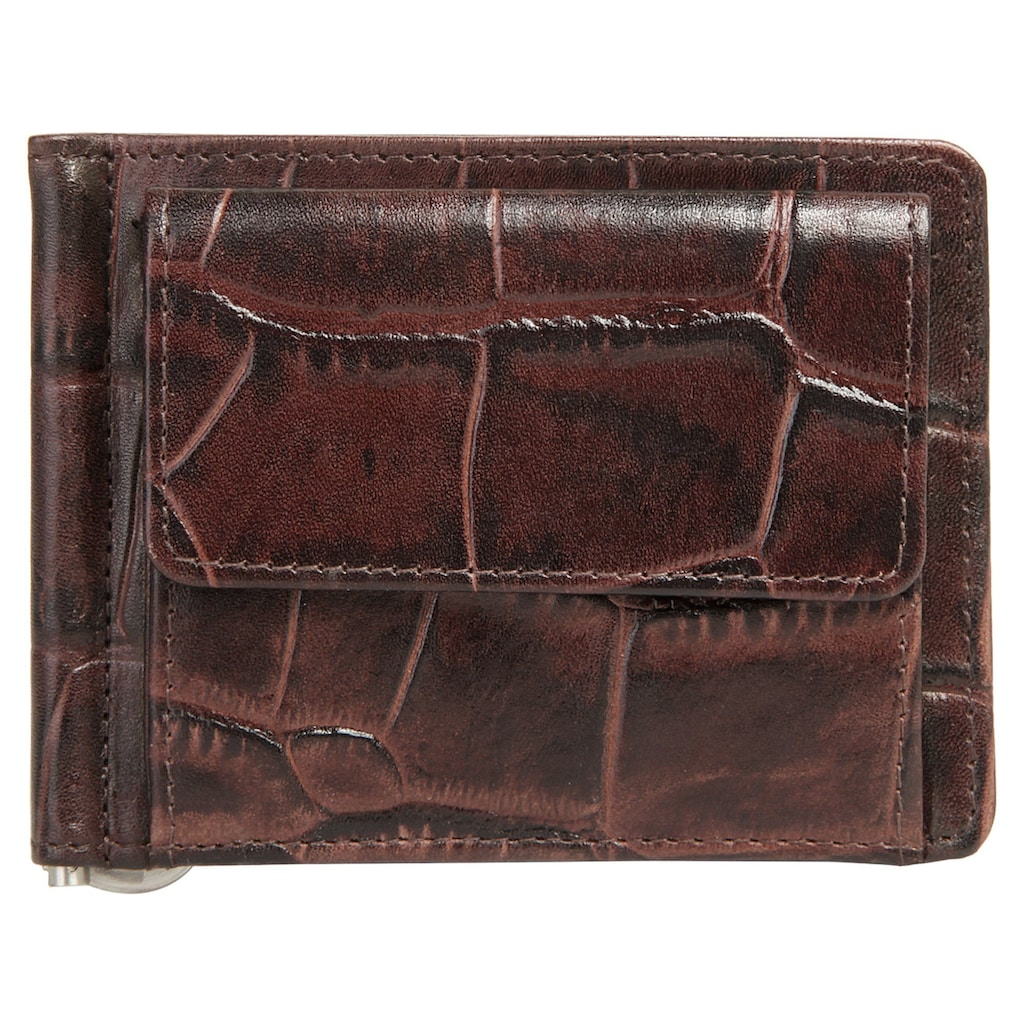 BODENSCHATZ Geldbörse, Kreditkartenfächer