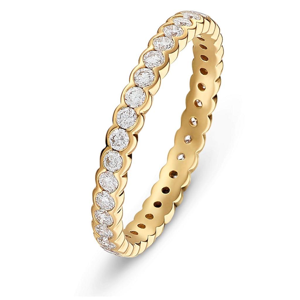 CHRIST Diamantring »32004241«