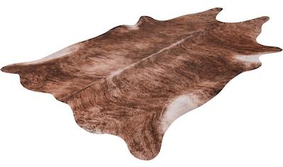 Fellteppich, »my Toledo 194«, Obsession, fellförmig, Höhe 5 mm, maschinell gewebt kaufen