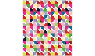 MySpotti Fensterfolie »Look Retro Pattern«, halbtransparent, glattstatisch haftend, 90... kaufen