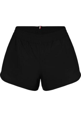 Tommy Hilfiger Sport Sporthose »REGULAR LBR STRETCH WOVEN SHORT«, mit Tommy Hilfger... kaufen