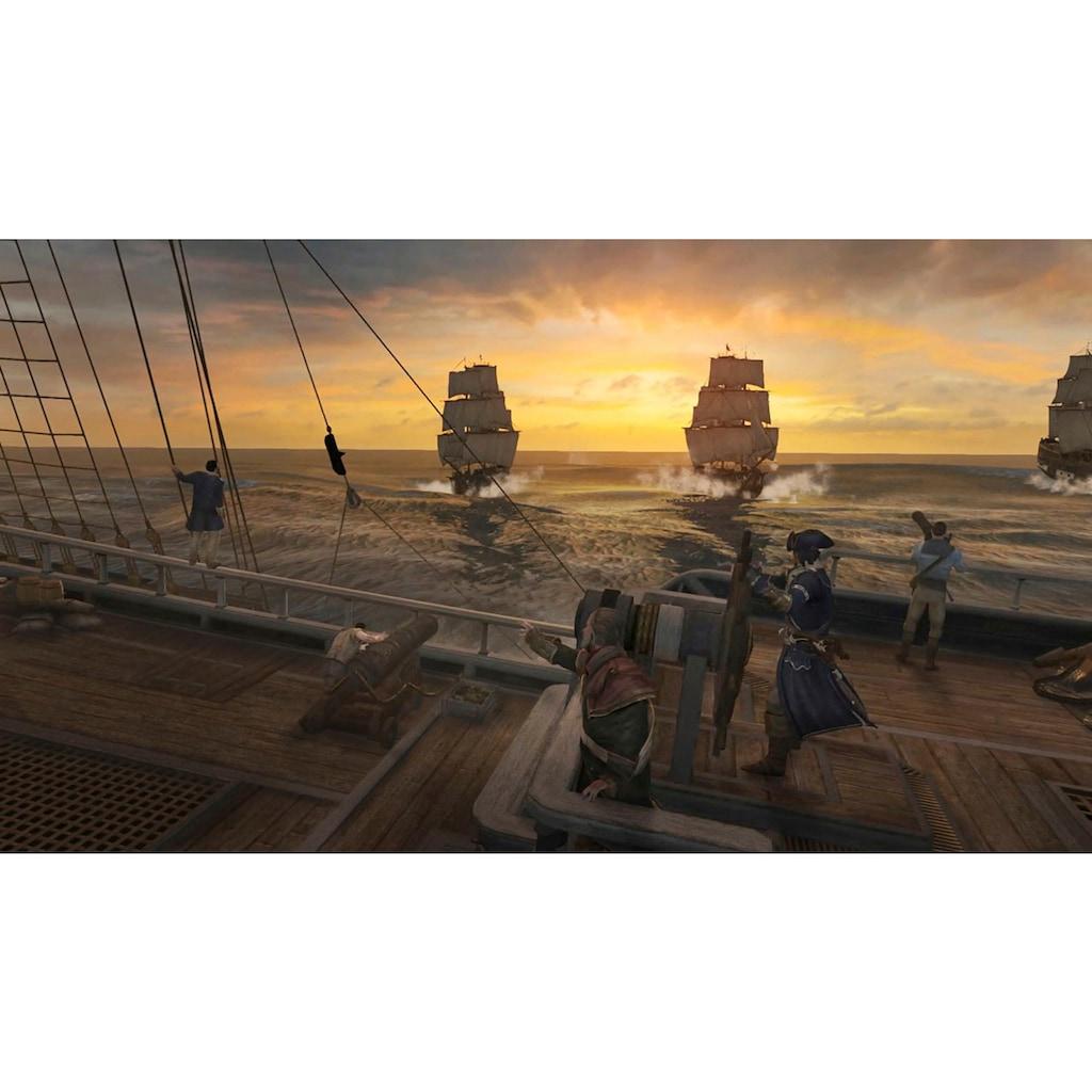 UBISOFT Spiel »Assassins Creed 3 Remastered«, Nintendo Switch