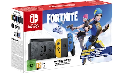 Nintendo Switch Fortnite Edition kaufen