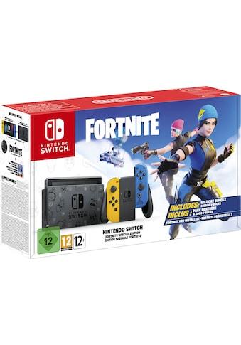 Nintendo Switch Fortnite Edition kaufen