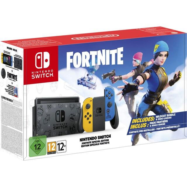 Nintendo Switch Fortnite Edition