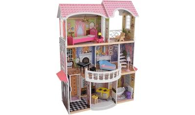 KidKraft® Puppenhaus »Magnolia Mansion«, inklusive Möbel kaufen