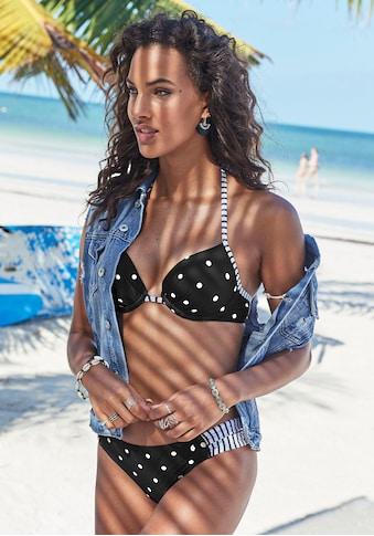s.Oliver Beachwear Push - Up - Bikini - Top »Audrey« kaufen