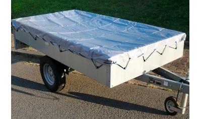 Rocco Regenschutzplane, BxL: 124x210 cm, für PKW-Anhänger kaufen