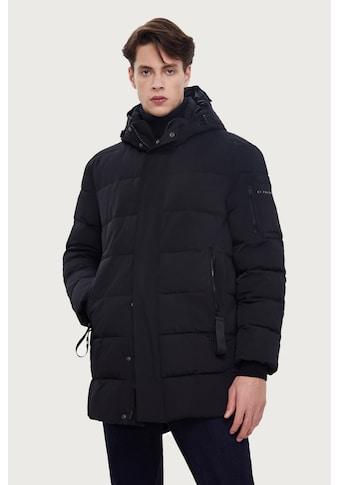 Finn Flare Steppmantel, mit praktischen Reißverschlusstaschen kaufen