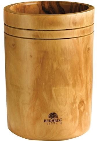 BERARD FRANCE 1892 Besteckhalter, aus Olivenholz kaufen
