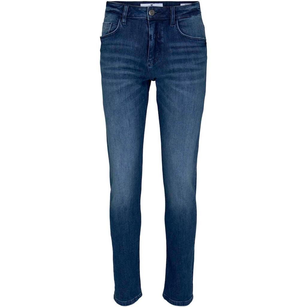 TOM TAILOR 5-Pocket-Jeans »JOSH«, mit modischer Waschung
