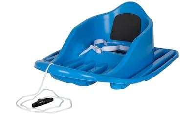 STIGA Schlitten »Snow Cruiser Blau«, BxL: 53x67 cm kaufen