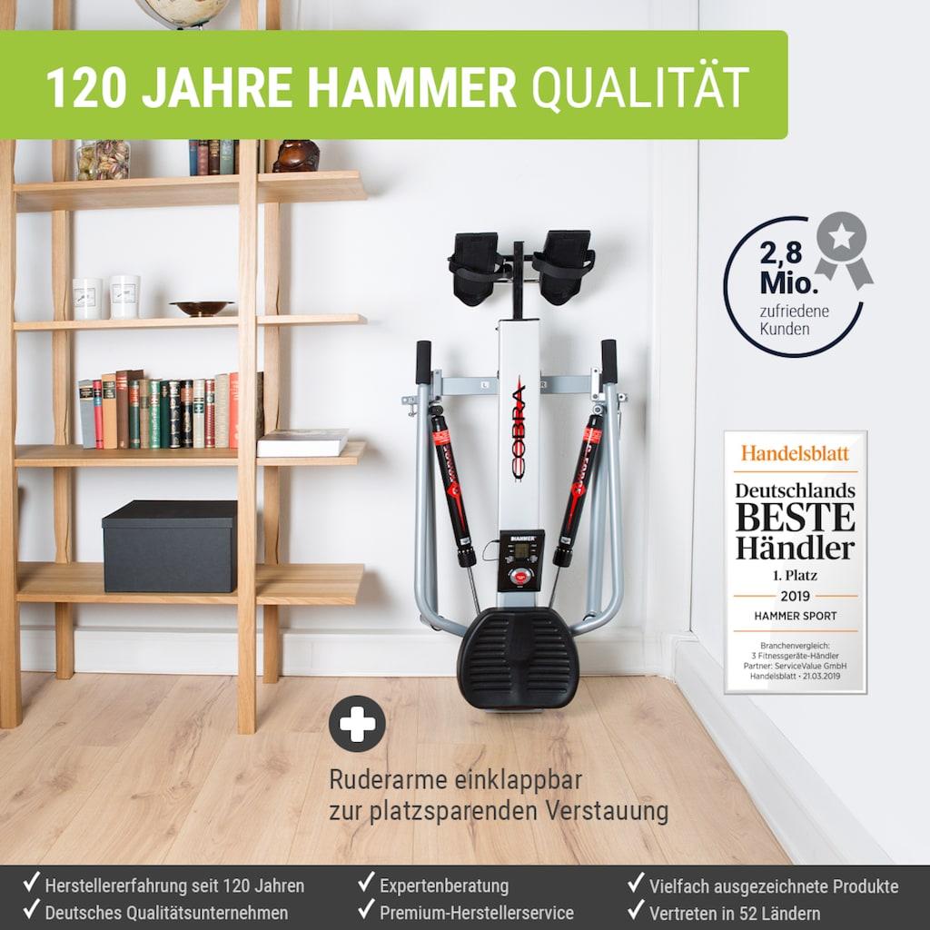 Hammer Rudergerät »Rower Cobra«