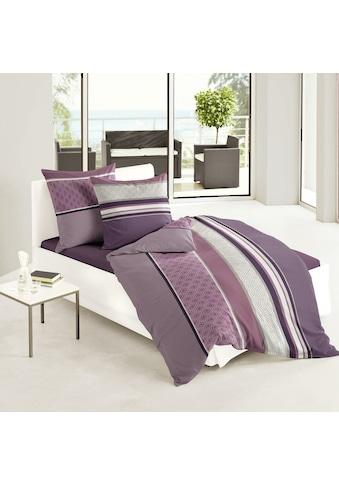 TRAUMSCHLAF Bettwäsche »Luxury«, pflegeleichte zeitlose Ganzjahreswäsche kaufen