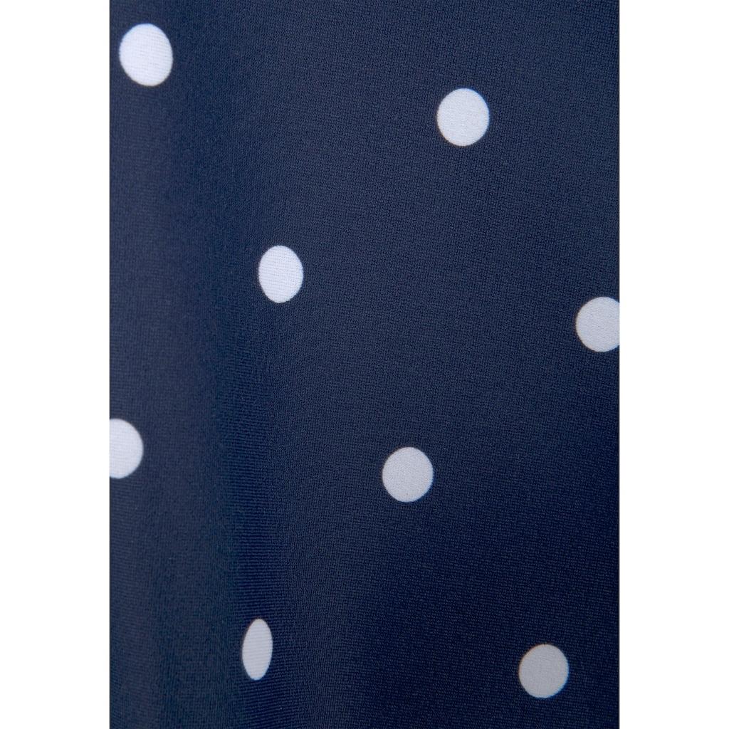s.Oliver Bügel-Tankini-Top »Audrey«, im Punkte und Streifen Mix