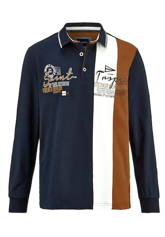 Babista Poloshirt mit Druck und Stickerei kaufen