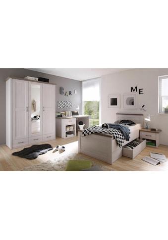 Jugendzimmer-Set »Luca«, (Set, 4 tlg.) kaufen