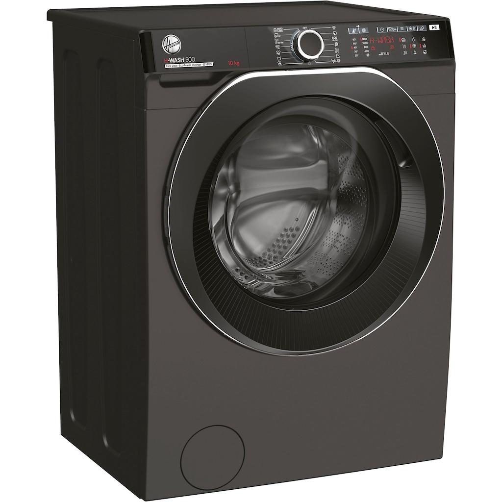 Hoover Waschmaschine »HWPDQ410AMBCR/-S«, HWPDQ410AMBCR/-S, 10 kg, 1400 U/min