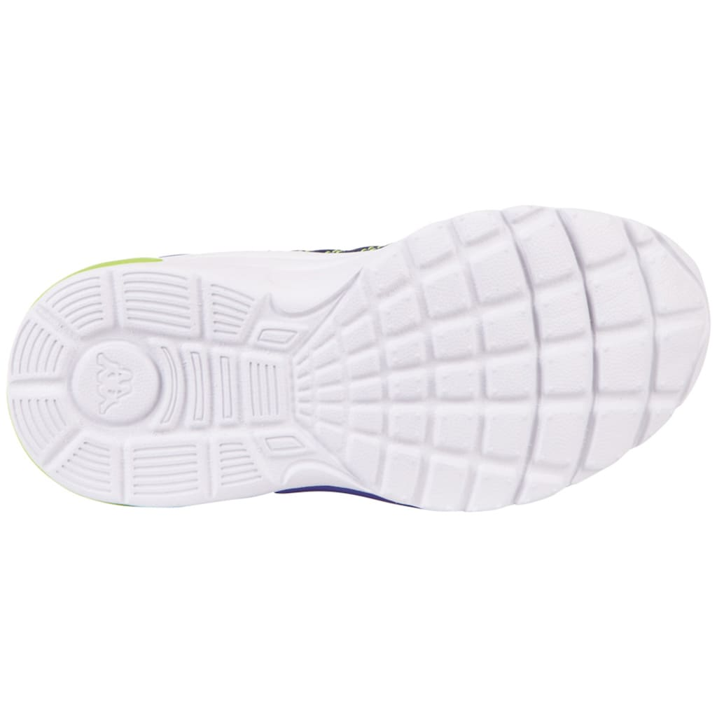 Kappa Sneaker »TULANI K«, mit tollen Lichteffekten in der Sohle<br />