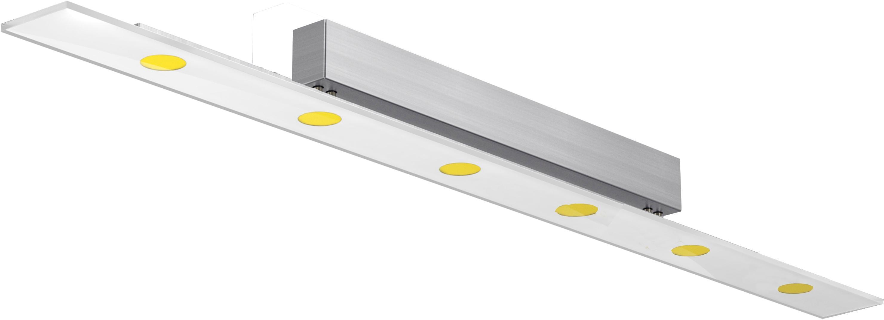 EVOTEC LED Deckenleuchte SUN LED, LED-Board, Warmweiß, LED Deckenlampe