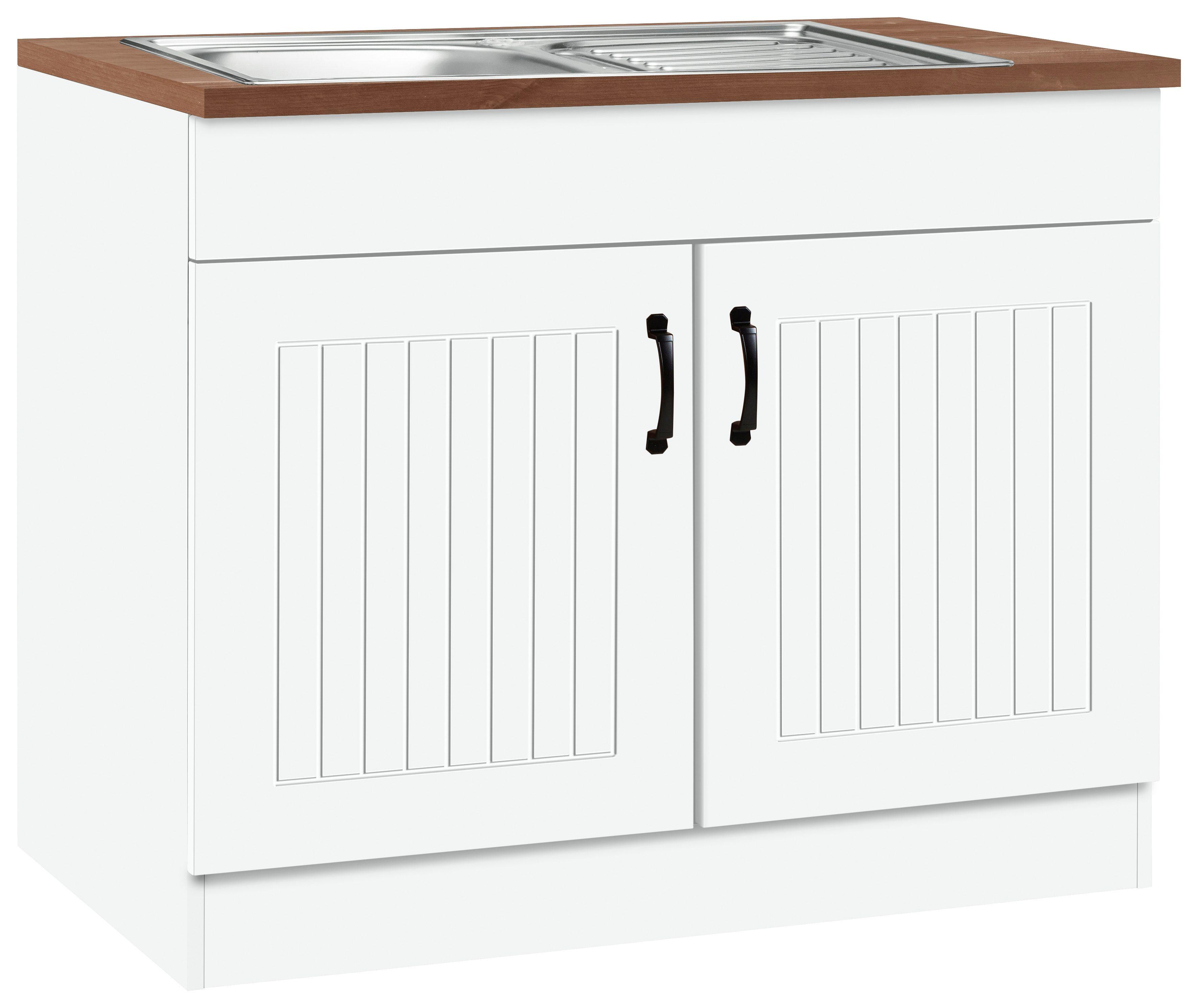 HELD MÖBEL Spülenschrank Athen   Küche und Esszimmer > Küchenschränke > Spülenschränke   Held Möbel
