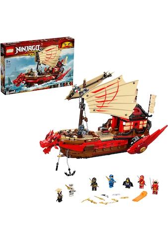 LEGO® Konstruktionsspielsteine »Ninja-Flugsegler (71705), LEGO® NINJAGO®«, (1781 St.), Made in Europe kaufen