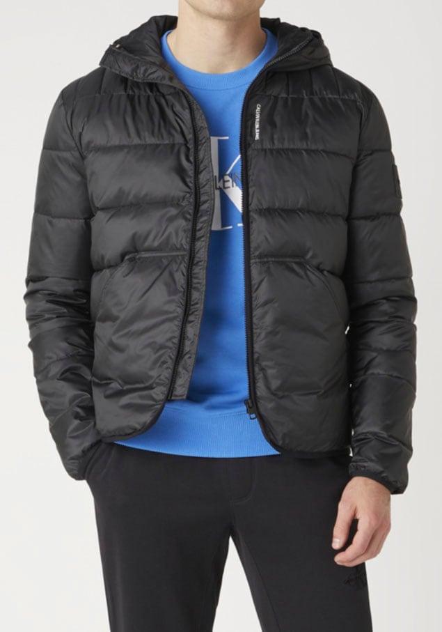 calvin klein jeans -  Steppjacke PADDED JACKET