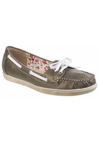 Fleet & Foster Bootsschuh »Damen Melbeck leichte Boot Schuhe« kaufen