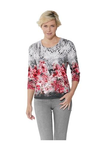 Lady Shirt mit einem tollen Muster kaufen