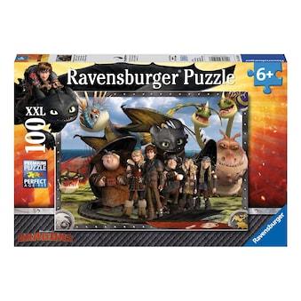 """Ravensburger Puzzle """"Dragons, Ohnezahn und seine Freunde"""" kaufen"""