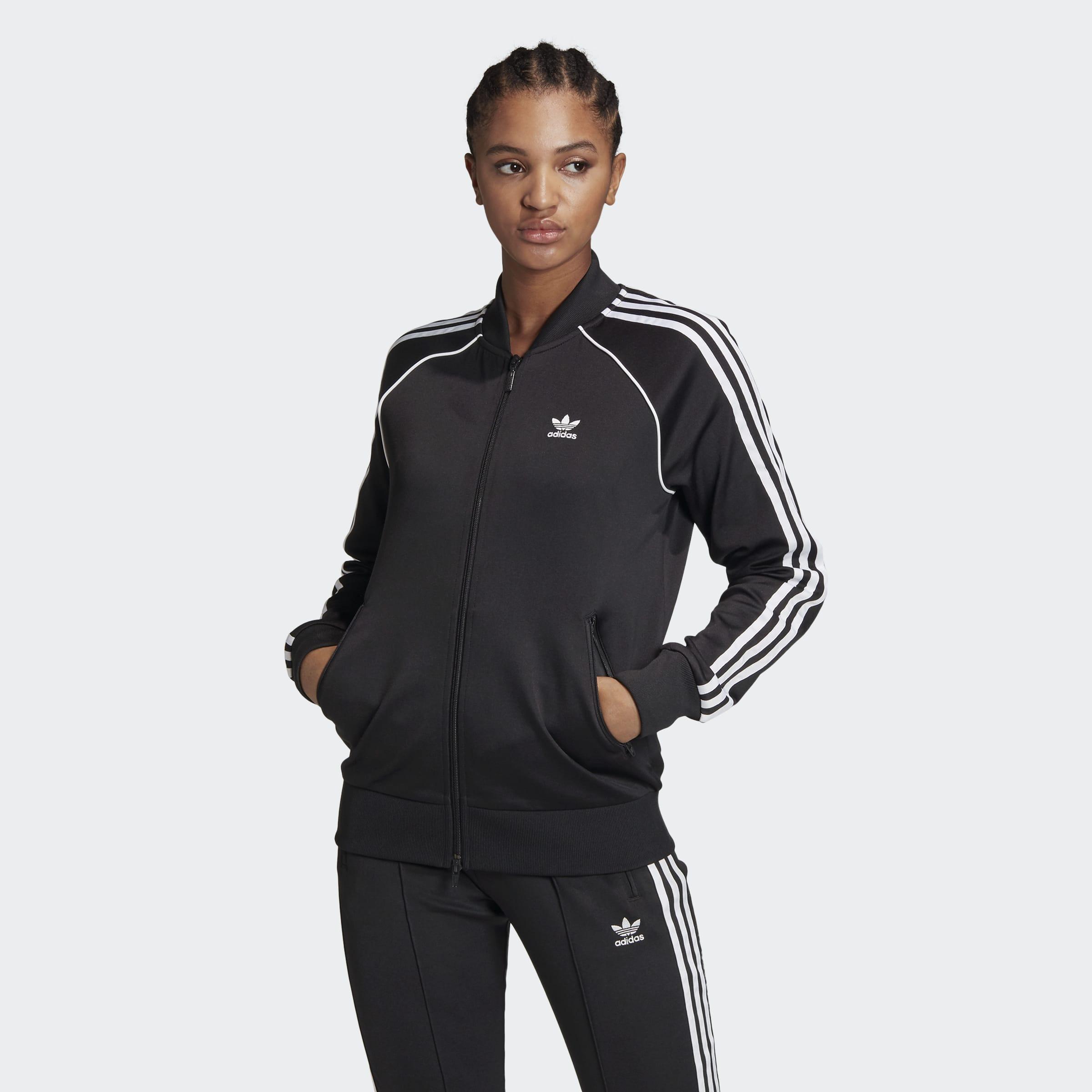 adidas originals -  Trainingsjacke SUPERSTAR PB ADICOLOR PRIMEBLUE ORIGINALS REGULAR WOMENS